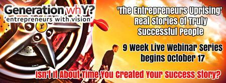 'The Entrepreneurs Uprising' Webinar Series – REAL...