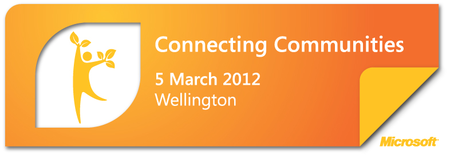 Connecting Communities Wellington 2012