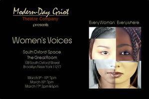 Women's Voices: Every Woman, Everywhere Festival