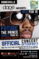 Official Afterparty w/ Drake's DJ Future the Prince