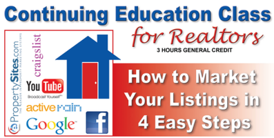 How to Market Your Listing in 4 Easy Steps