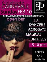 CELEBRATE CARNEVALE: BRAZIL, ITALY, NEW ORLEANS to NEW YORK