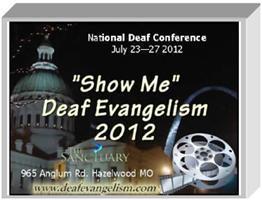 [HMDFCNF12] Deaf Evangelism Conference