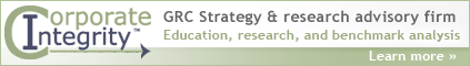 ONLINE SEMINAR: State of the GRC Market Q1-2012