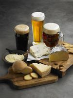 Craft Beer + Artisan Cheese Pairing: Belgium vs. USA...