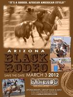 ARIZONA BLACK RODEO