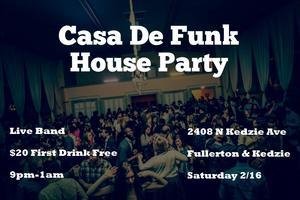Casa De Funk: House Party
