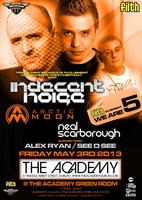 Trance Army Filth pres. Indecent Noise + Arctic Moon +...