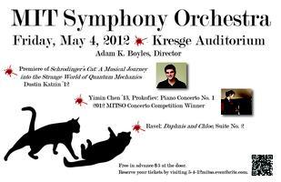 MIT Symphony Orchestra: Student Composer Premiere &...