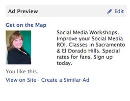 Sacramento Facebook Advertising Secrets