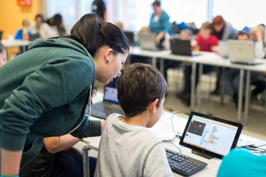 CoderDojo at Stirling Library - Mirrabooka
