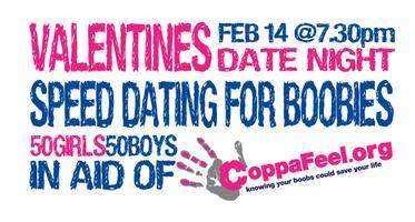 Valentines Date Night: Speed Dating for Boobies! (SOLD...