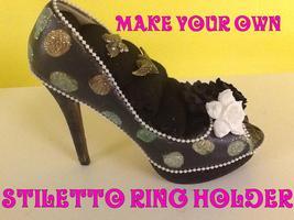 Stiletto Ring Holder