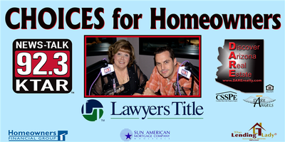 CHOICES for Homeowners Workshop -Mar 31st Lunch...