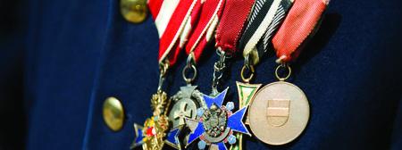 Veteran's Challenge Coin Ceremony 2013