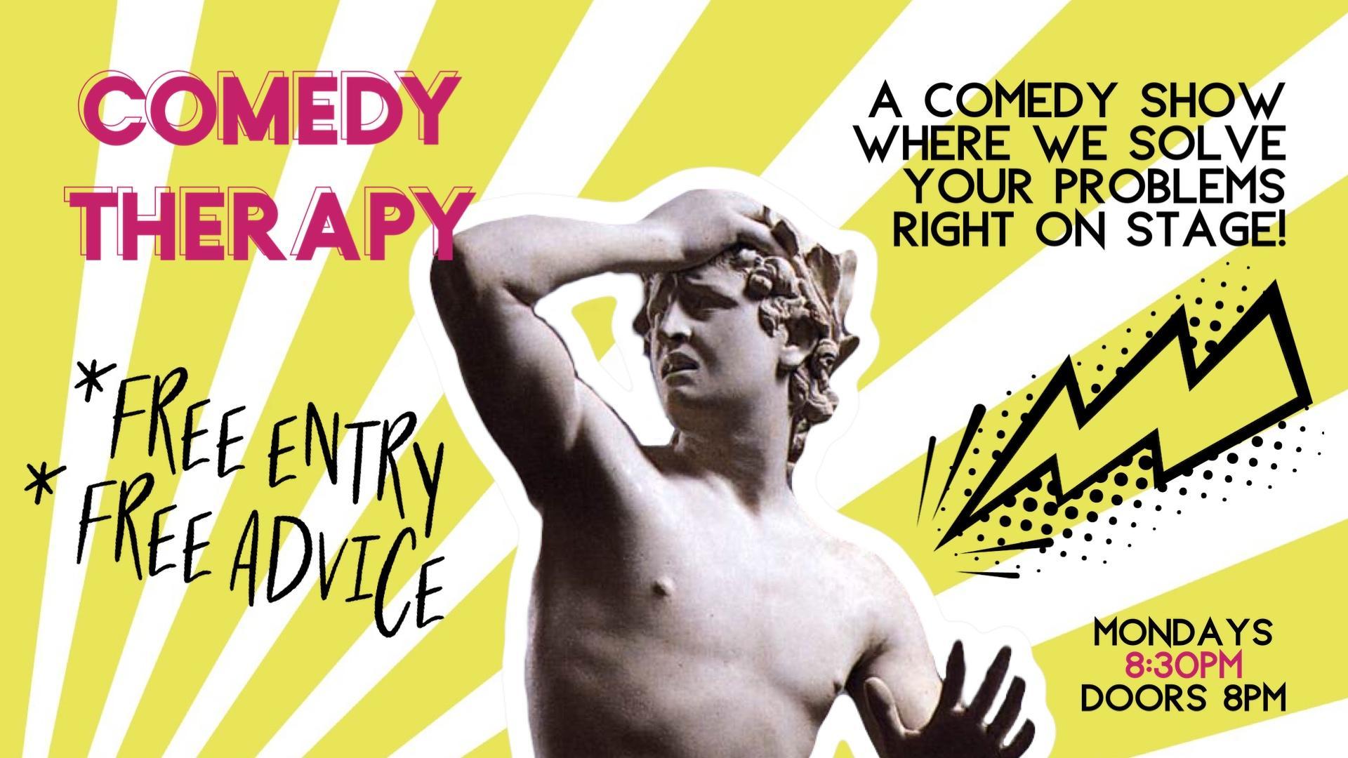 Comedy Therapy in Friedrichshain