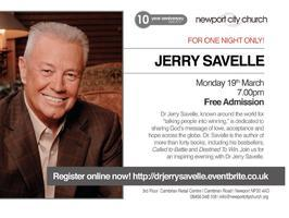 FOR ONE NIGHT ONLY - Dr Jerry Savelle