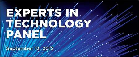 Experts in Technology Panel: Voice Solutions For Your...