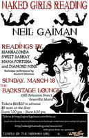 Naked Girls Reading - Neil Gaiman