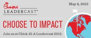 Chik-fil-A Leadercast 2012