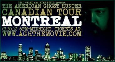AGH CANADIAN TOUR - MONTREAL!