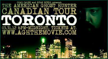 AGH CANADIAN TOUR - TORONTO!