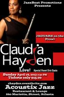 Claudia Hayden Live at Acoustix