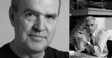 Witold Rybczynski & Moshe Safdie at PennDesign