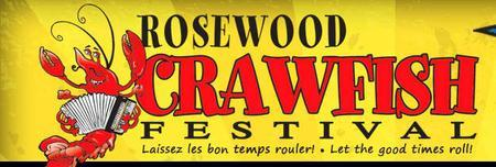 2012 Rosewood Crawfish Festival Volunteer Application