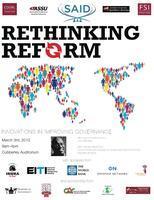 "International Development Conference- ""Rethinking..."