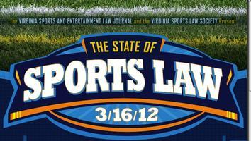 The State of Sports Law