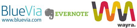 BlueVia, Evernote & Wayra e-inclusion hack in Brazil