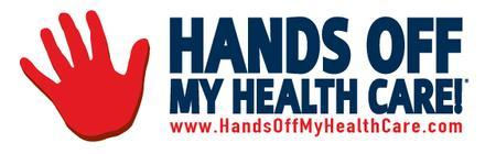 Hands Off My Healthcare Rally (Scroll down for bus...