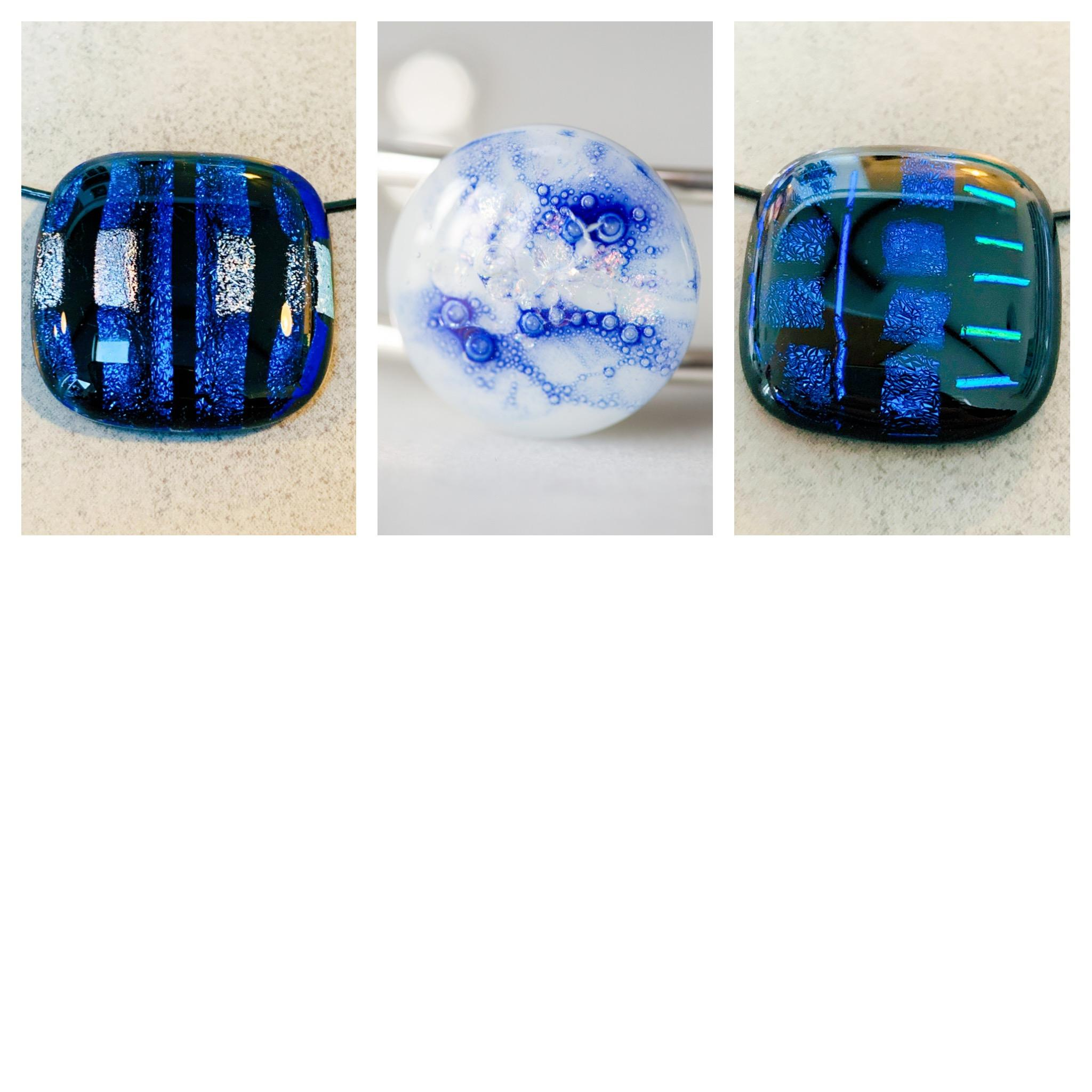 Fused glass Jewellery workshop Tuesday 18th August 7-9pm