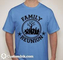 LEWIS FAMILY REUNION T-SHIRTS