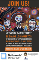 RVA MIXER: Celebrating Día de los Muertos at Sound of...