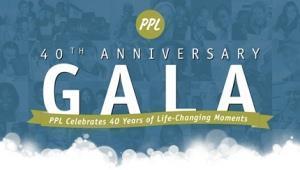 PPL 40th Anniversary Gala