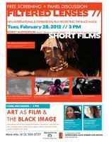CELEBRATE BLACK HERITAGE MONTH! FREE SCREENING + PANEL...