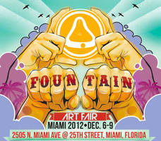 Fountain Art Fair Miami 2012