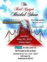 Red Carpet Bridal Show