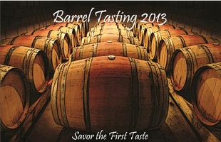 Barrel Tasting 2013