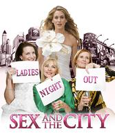 Sex & the City (cosmo/movie/hors d'oeuvres) WOMEN ONLY