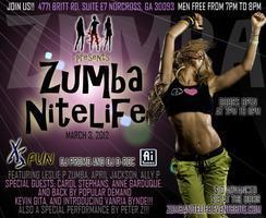 3SW of ZumbaNitelife Presents Zumba at Ai Tunes!!!!