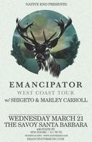 Native End Presents: Emancipator w/ Shigeto & Marley...