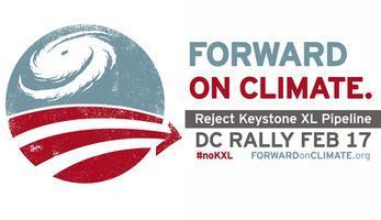 Forward on Climate Rally - KY Bus Tickets