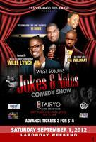 WEST SUBURBS LABOR DAY WEEKEND  COMEDY JOKES & NOTES @...