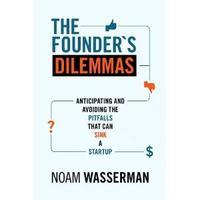 """The Founder's Dilemmas"" Book Launch Event"