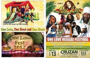 ONE LOVE REGGAE FEST 2012