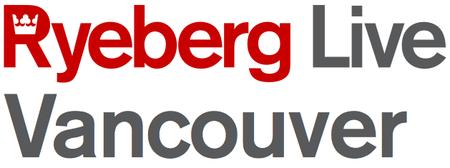 Ryeberg Live Vancouver 2012