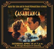 """Casablanca"" Step into Old Hollywood"